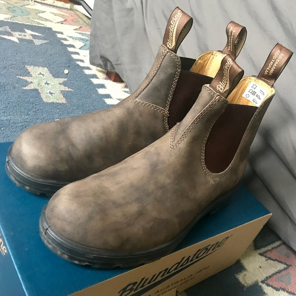 1eb0446ee7fc Blundstone Shoes - Blundstone Women s Super 550 - Rustic Brown